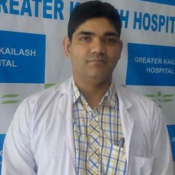 Dr. Thakur B.S
