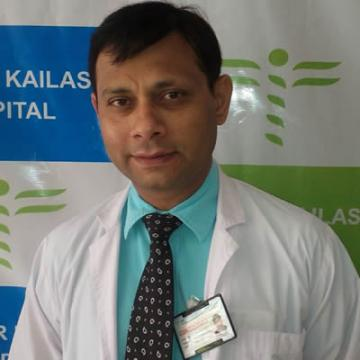 Dr. Shrivastava Vivek